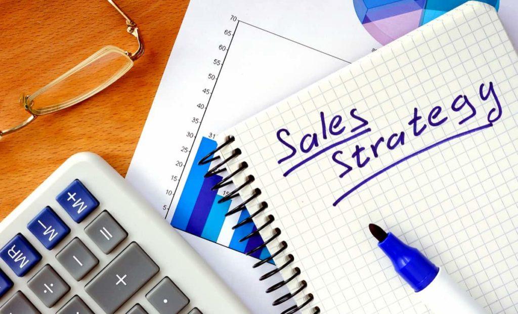 Sales, sales, sales