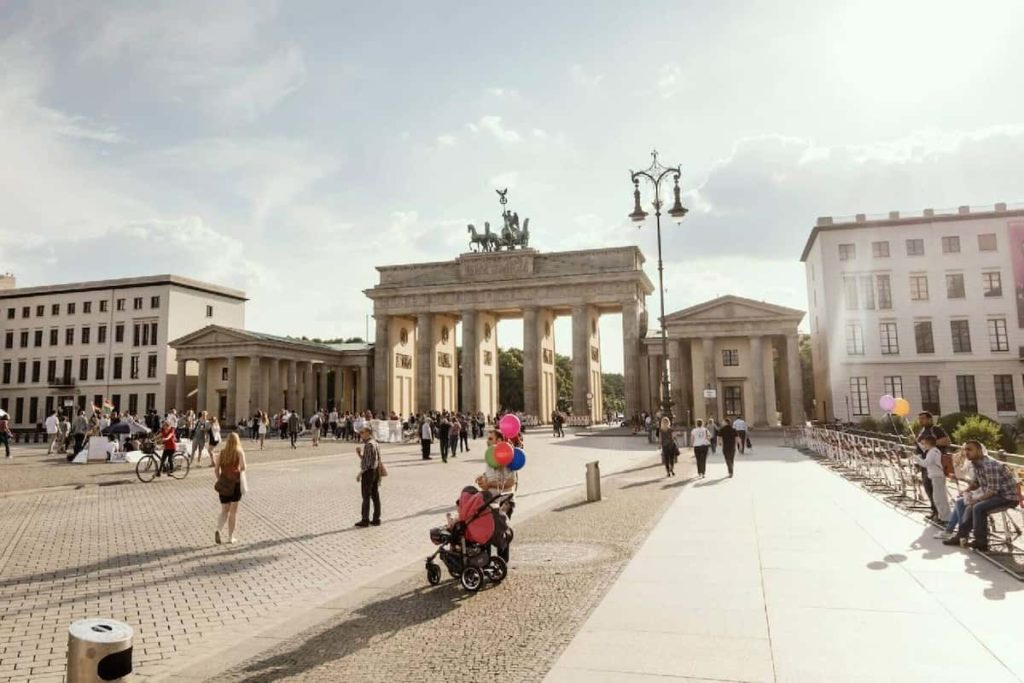 Berlin is an affordable city for international students