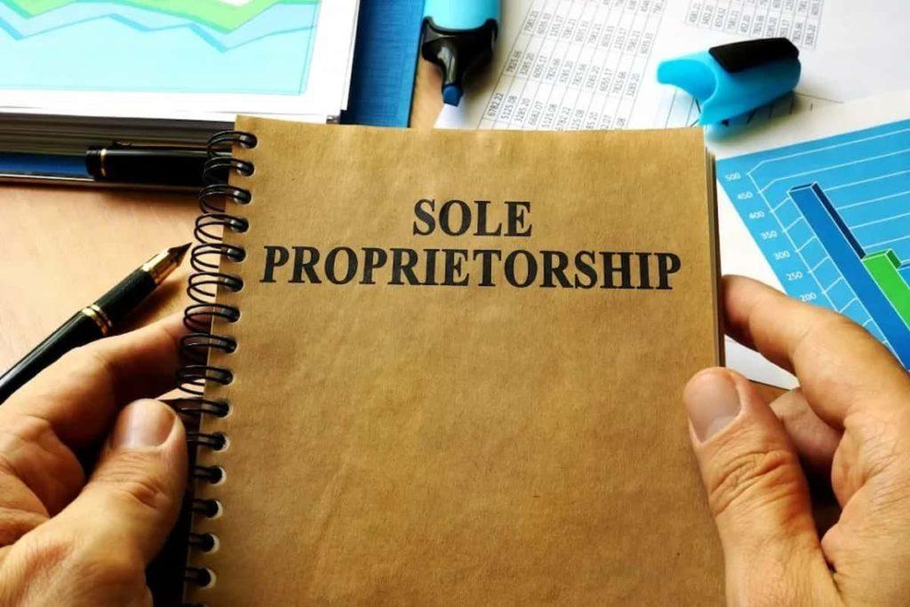 Sole Proprietorship Meaning